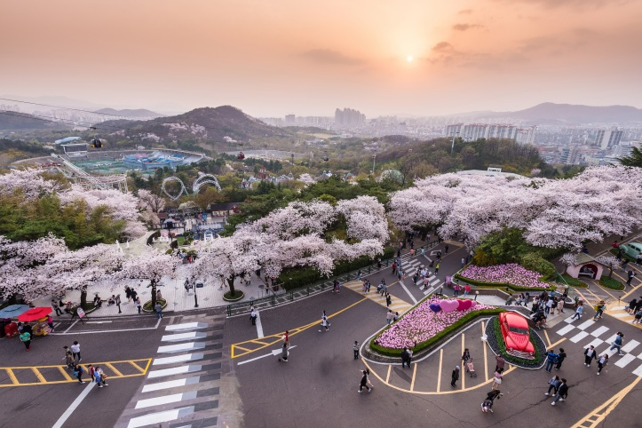 Daegu, South Korea